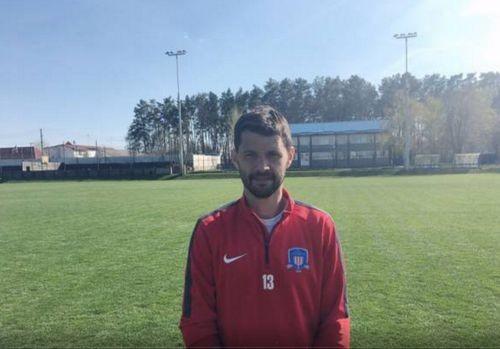 Артем СТАРГОРОДСКИЙ: «Мне интересно быть играющим тренером»