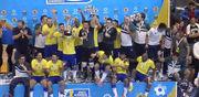Бразилия вернула себе титул чемпиона Южной Америки