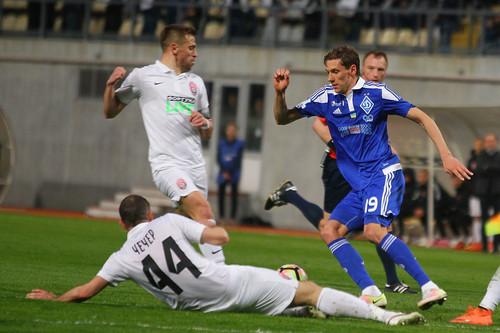 Гармаш забил в каждом матче после перехода Динамо на новую схему