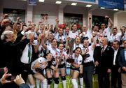 Турецкая Бурса выиграла женский Кубок Вызова
