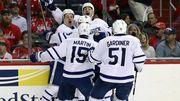 НХЛ. Вашингтон - Торонто