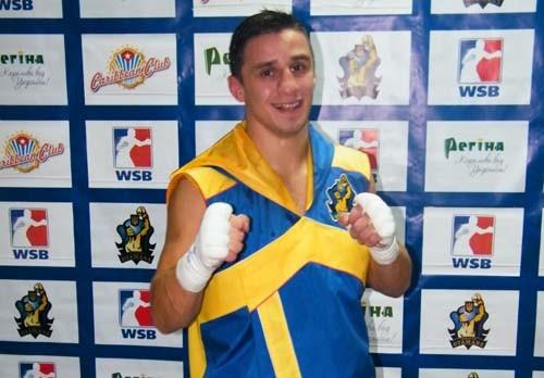 Лазарев одержал седьмую победу на профи-ринге