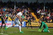 Беседин стал лучшим молодым футболистом Украины в марте