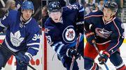 НХЛ. Названы трое финалистов Колдер Трофи