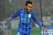 Алекс Тейшейра забил дебютный гол в чемпионате Китая в сезоне
