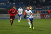 Дмитрий Лепа забил седьмой гол в чемпионате Хорватии