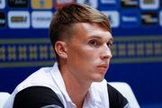 Сергей Сидорчук насладится матчем Динамо - Барселона