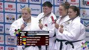 Светлана Яремка завоевала серебро на чемпионате Европы