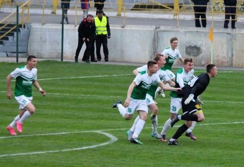 U-21: Гол вратаря принес Александрии ничью в матче с Волынью