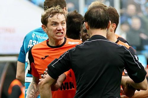 Скандал после матча Зенит - Урал: «Хоть раз честно выиграйте, б…»