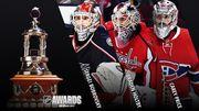 НХЛ. Названы трое финалистов Везина Трофи