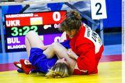 На чемпионате Европы украинские самбисты завоевали 21 медаль