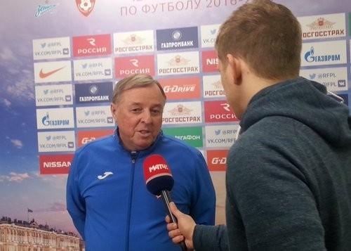 Тренер Урала: «Попали под танк. Судья сделал все, чтобы Зенит выиграл»