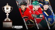 НХЛ. Названы трое финалистов Леди Бинг Трофи