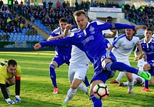 Динамо громит Николаев и выходит в финал Кубка Украины