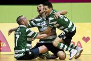 Кубок УЕФА: Спортинг лишает Газпром-Югру трофея и выходит в финал