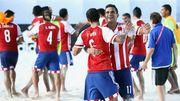 Чемпіонат світу з пляжного футболу: сенсаційна поразка португальців!