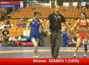 Илона Семкив вышла в финал чемпионата Европы