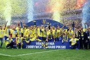 Владимир Костевич и его Лех проиграли Арке в финале Кубка Польши