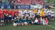 В Киеве прошел детско-юношеский праздник американского футбола