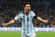 ФИФА отменила четырехматчевую дисквалификацию Месси