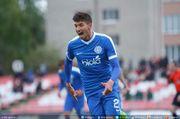 Евгений ЧЕБЕРКО: «Взял мяч — никто не спорил, я ударил и забил»
