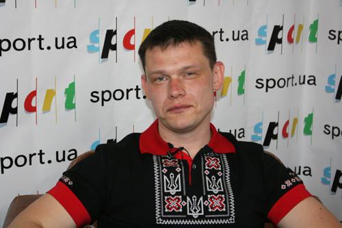 Антон Горюнов в гостях у Sport.ua