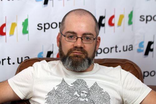 Евгений Сидаш в гостях у Sport.ua