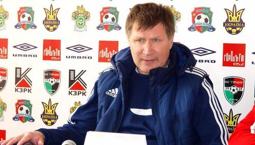 Полтава уволила главного тренера