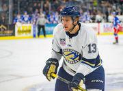 Украинский хоккеист будет играть в американской студенческой лиге