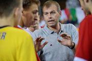 Молодежная сборная Украины ведет подготовку к отбору на чемпионат мира