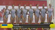 Українки завоювали все «золото» на етапі світової серії в Торонто