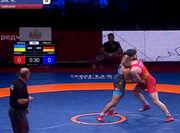 Юрий Шкрюба стал пятым на ЧЕ по греко-римской борьбе