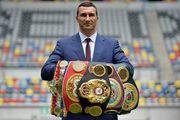 Менеджер Кличко: «Нам нужно дождаться решения WBA»