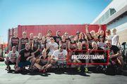 13 мая — открытие площадки от CrossFit BANDA в Sky Family Park