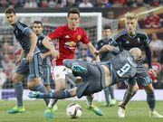 Манчестер Юнайтед вышел в финал Лиги Европы