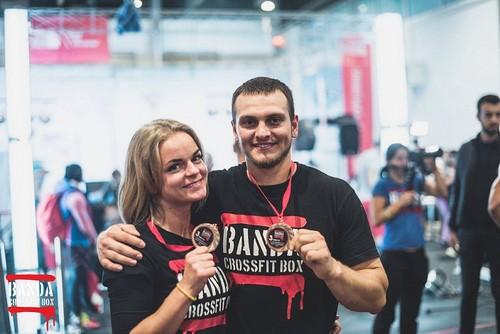 Соревнования Crossfit Banda Team Competition в Киеве
