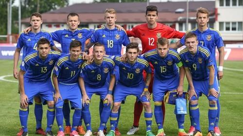 Евро-2017: Украинцы финишировали на третьем месте в группе