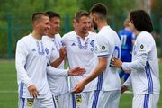 U-21. Динамо разгромно победило Олимпик