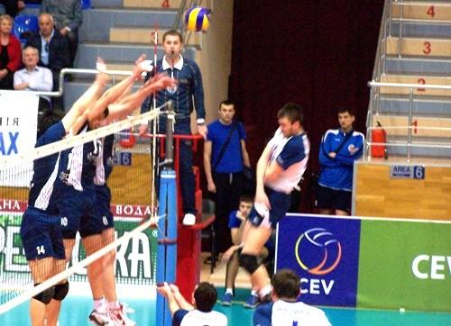 Турнир в Ивано-Франковске выиграла первая сборная Украины