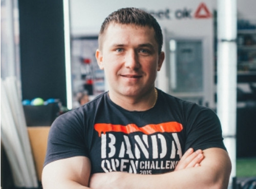 Роман ЗАЙЦЕВ: «Постепенно изучаю CrossFit»