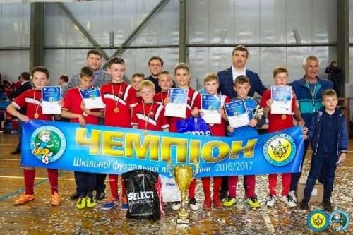 Вадим КОСТЮЧЕНКО: «Шкільна футзальна ліга – це інвестиція у майбутнє»