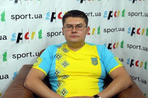 Илья Шевляк в гостях у Sport.ua