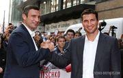 Виталий и Владимир Кличко стали лауреатами премии German Boxing Awards