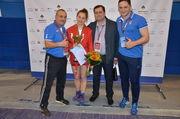 Украинские самбисты завоевали четыре медали на ЧЕ в Минске