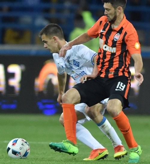 Шепелев вошел в четверку самых молодых динамовцев в финале Кубка