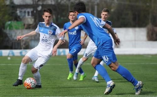 Молодежные составы Стали и Днепра забили 11 мячей на двоих