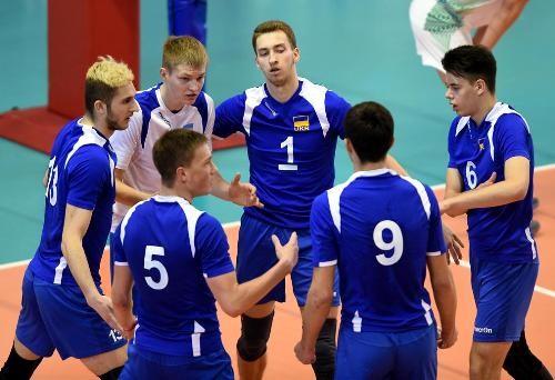 Украинцы нанесли поражение сборной Болгарии