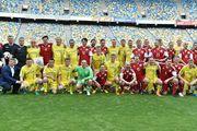 Назаренко принес ветеранской сборной Украины победу над Грузией