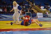 ЧЕ по самбо: Украина завоевала пять серебряных и две бронзовые медали